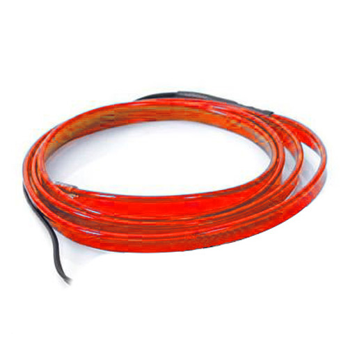 2M EL Neon Cable Light effect lights Luminous Wire Wire for Party Cars Color:Red