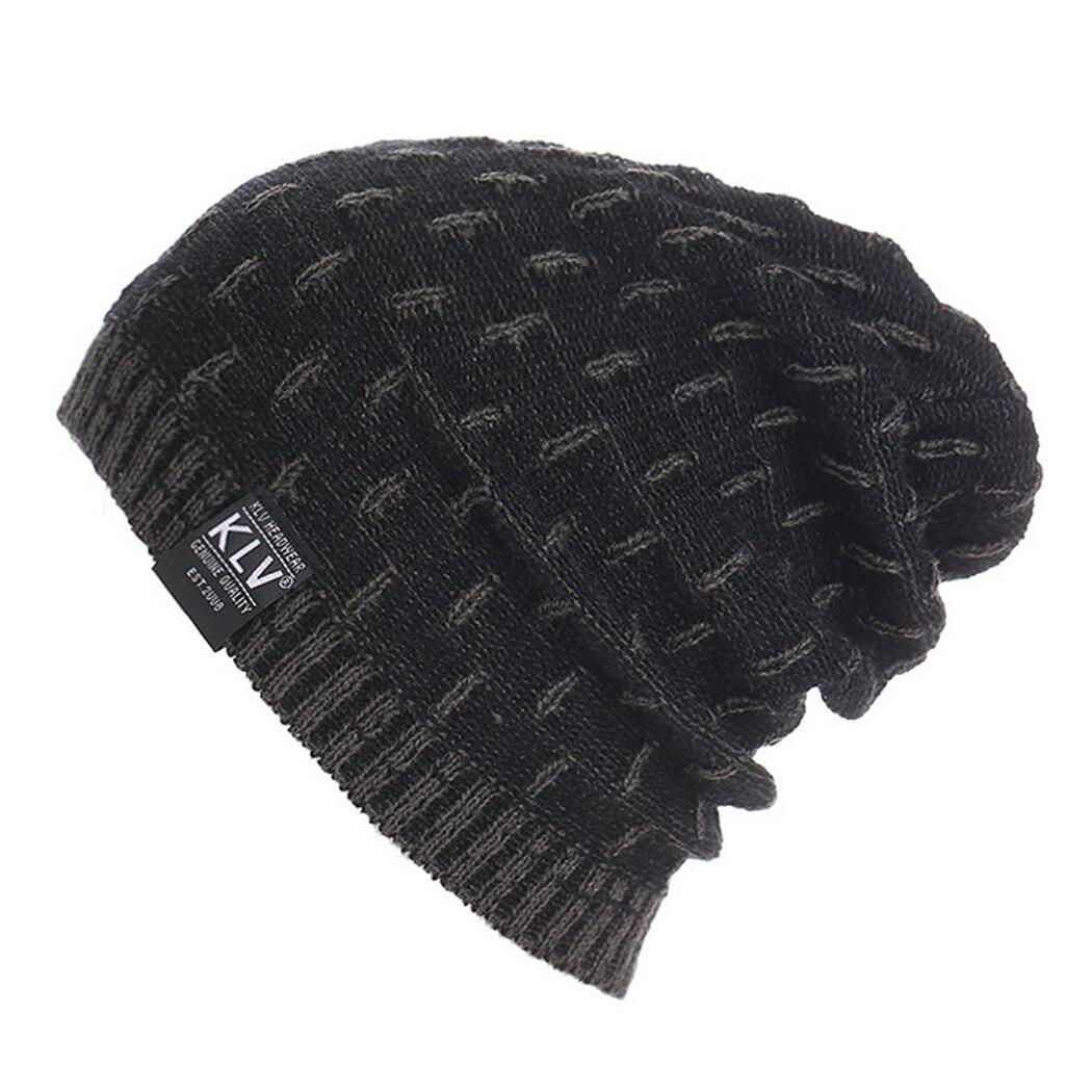⑦Mujeres de la manera del sombrero de los hombres Otoño Invierno ...