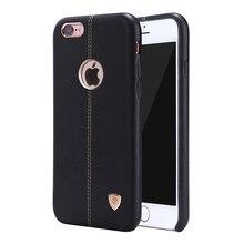 NILLKIN для iPhone 6 Чехол PU Вернуться чехол для Fundas iPhone 6 S Винтаж кожаный чехол для ipbone6 + магнитная Автомобильный держатель телефона