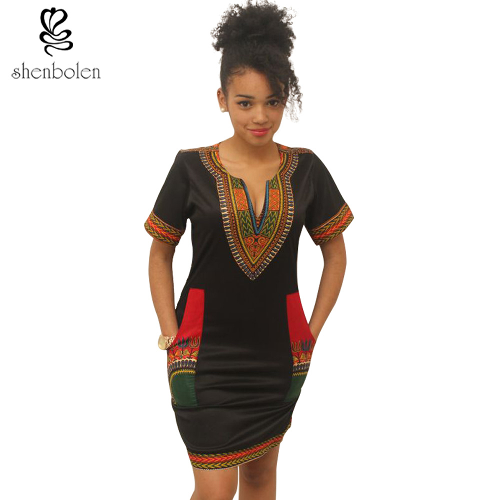 Compare Prices on African Print Shirt- Online Shopping/Buy ...