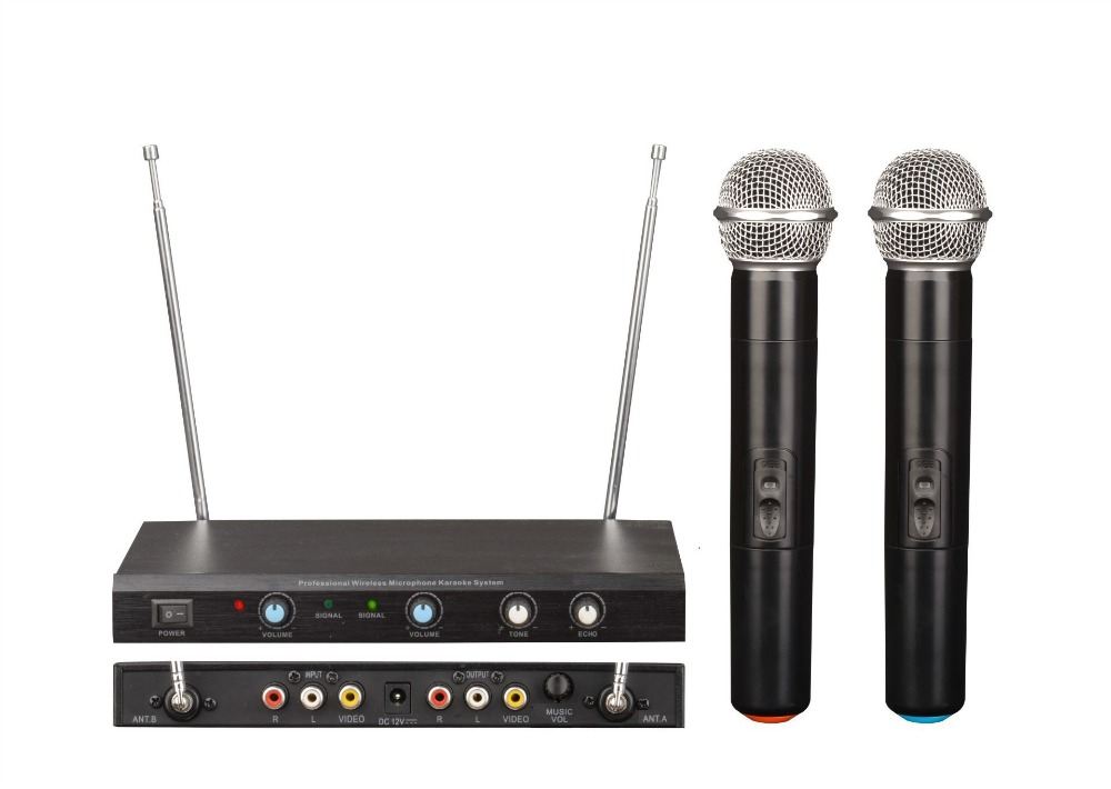 how to use a wireless microphone with an iphone