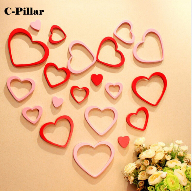 Cool Heart Wall Decoration Images - Wall Art Design - leftofcentrist.com