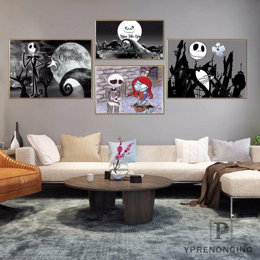GORILLAZ POSTER Wall Decor Art Fabric HD PRINT Multi Sizes