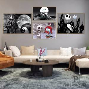 yprenonging custom art home decor canvas print wall poster