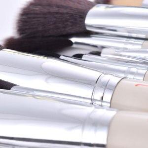Image 4 - JAF 24pcs High Quality Makeup Brushes Tools, Professional Vegan Makeup Brush Set, Premium Makeup Brush Kit J2434Y W