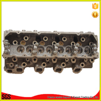 Stock!! Factory Price Auto Engine Parts 1KZ-T   1KZT  Cylinder Head  for Toyota  LAND CRUISER  11101-69128  11101-69126