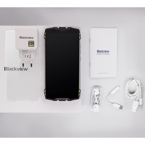 "Image 5 - Blackview BV6800 Pro IP68 IP69K wytrzymały smartfon 5.7 ""FHD 4GB + 64GB 16.0MP telefon komórkowy MT6750T Octa Core z systemem Android 8.0 NFC 4G"
