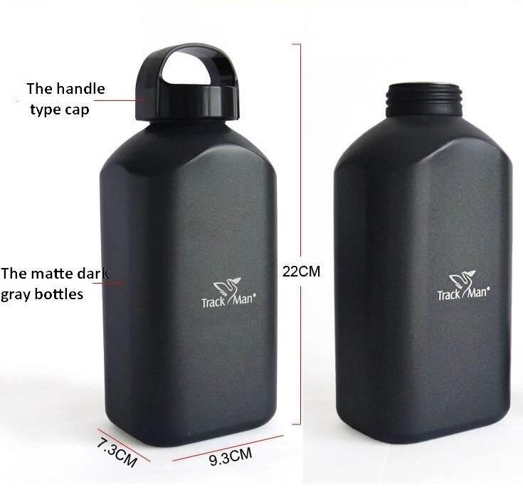 de alumínio garrafa de água militar à