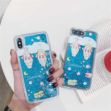 Glitter Liquid Quicksand Funny Case For Huawei Honor V20 V10 9 Lite 8X 8C 7X P Smart Y7 Y9 2018 P30 Pro P10 P20 Lite Nova 3 4 liquid quicksand case for huawei honor 8x 5x 7x 6x 8c 9 lite honro 10 lite v10 v20 p smart y7 prime 2018 y9 2019 y5 2017 cover