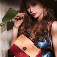 Женские сумки из натуральной кожи, простые маленькие квадратные карманные дизайнерские сумки известного бренда, роскошные сумки через пле