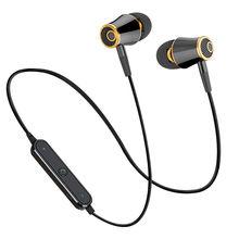 N64 Sweatproof Esportes fone de Ouvido Sem Fio Fones de Ouvido Bluetooth Sem Fio Super Bass Fones de Ouvido Fones De Ouvido Handsfree