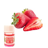 Body Skin care Essential Oil Strawberry  Fragrance Aromatherapy Natural Spa Massage Oils 3ml/bottle Essential Oil