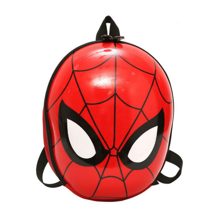 New Cute Children's Backpack 2-5 Years Old Travel Package Kindergarten Boys And Girls Baby Hard Shell Bag Cute Cartoon Schoolbag
