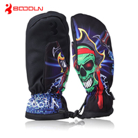 BOODUN Winter Men Women Ski Gloves Breathable Windproof Non Slip Snowboard Skating Outdoor Gloves Warm Gloves