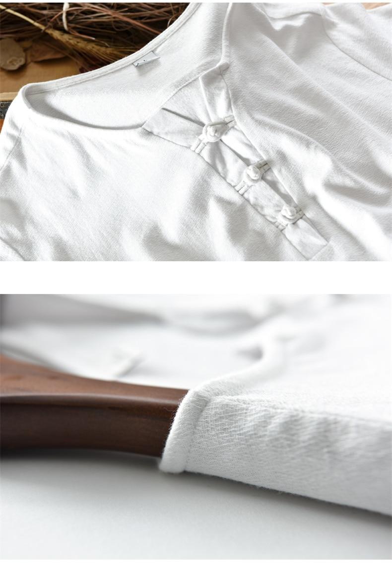 Італія китайський стиль бавовна - Чоловічий одяг - фото 3