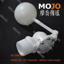 Бесплатная доставка! MJ-DN50AC высококачественного Пластика Поплавковый Клапан воды