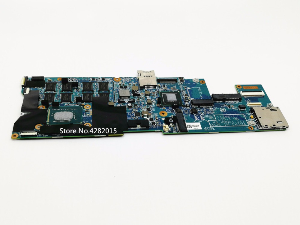 48 4RQ01 011 mainboard For Lenovo thinkpad X1 X1C Carbon laptop motherboard FRU 04Y1972 4GB with