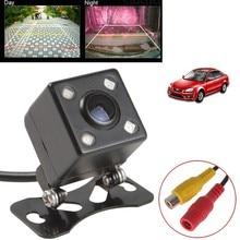 Rear View Camera Universal IP67 Waterproof LED Car Back Reverse Camera RCA Night Vision Parking Assistance Cameras