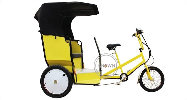 New Arrival Outdoor Three Wheels Pedal & Electric Rickshaw Mobile Food Cart Bike Mobile Food Trailer For Sale
