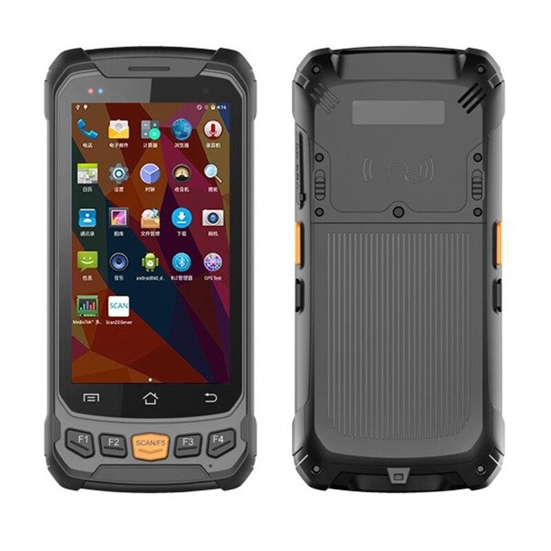 Sincoole 4.7 Inch Android 7.0 Sunlight Readbable 2D Barcode Scanner Industrial Handheld Terminal SH47-2D грипсы kellys kls advancer 2d 133мм кратон гель с заглушками grips kls advancer 2d lime 133 mm