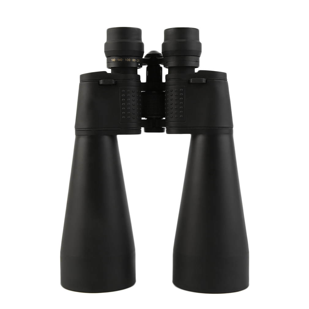 Adjustable Binocular Hunting Binoculars Light Night Vision Monocular Telescope Zoom 20-180x100 Outdoor waterproof Binocular mini pocket monocular telescope binocular