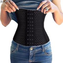 Спиральный стальной корсет для талии, сексуальный корсет для коррекции фигуры, пояс для похудения, моделирующий ремень размера плюс S-6XL