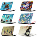 Cartoon Cover Case For Apple Macbook 11.6 12 13.3 15.4 Air Pro Retina laptop Protector For Mac book 11 12 13 15 inch Shell