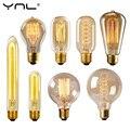 Edison birne lampada retro lampe glühlampen ampulle vintage E27 40w 220V Für Decor Glühlampe E27 Anhänger Lichter antike Lampe Glühbirnen Licht & Beleuchtung -