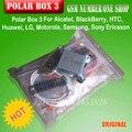 2016 Latst Polar Box 3 Полный Активация С 35 Кабелей ремонт разблокировка Для Samsung и LG & HTC & BB & Alcatel и т. д. + Бесплатная Доставка
