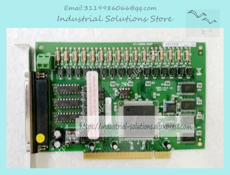 PCI-7230 data card Original 32 channel isolation 100% tested perfect quality interface pci 4304p gpib card 100% tested perfect quality