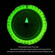 Professional Military Tactical Navigation Compass