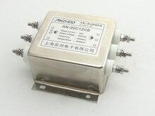 AN-20C12CB 20A 440VAC 50/60 ГЦ Temperature25/85/21 Мощность Однофазный Фильтр EMI