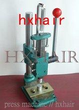 Пресс машина для предварительного скрепленные / слияние предварительно я-tip пресс машина / наращивание волос инструменты