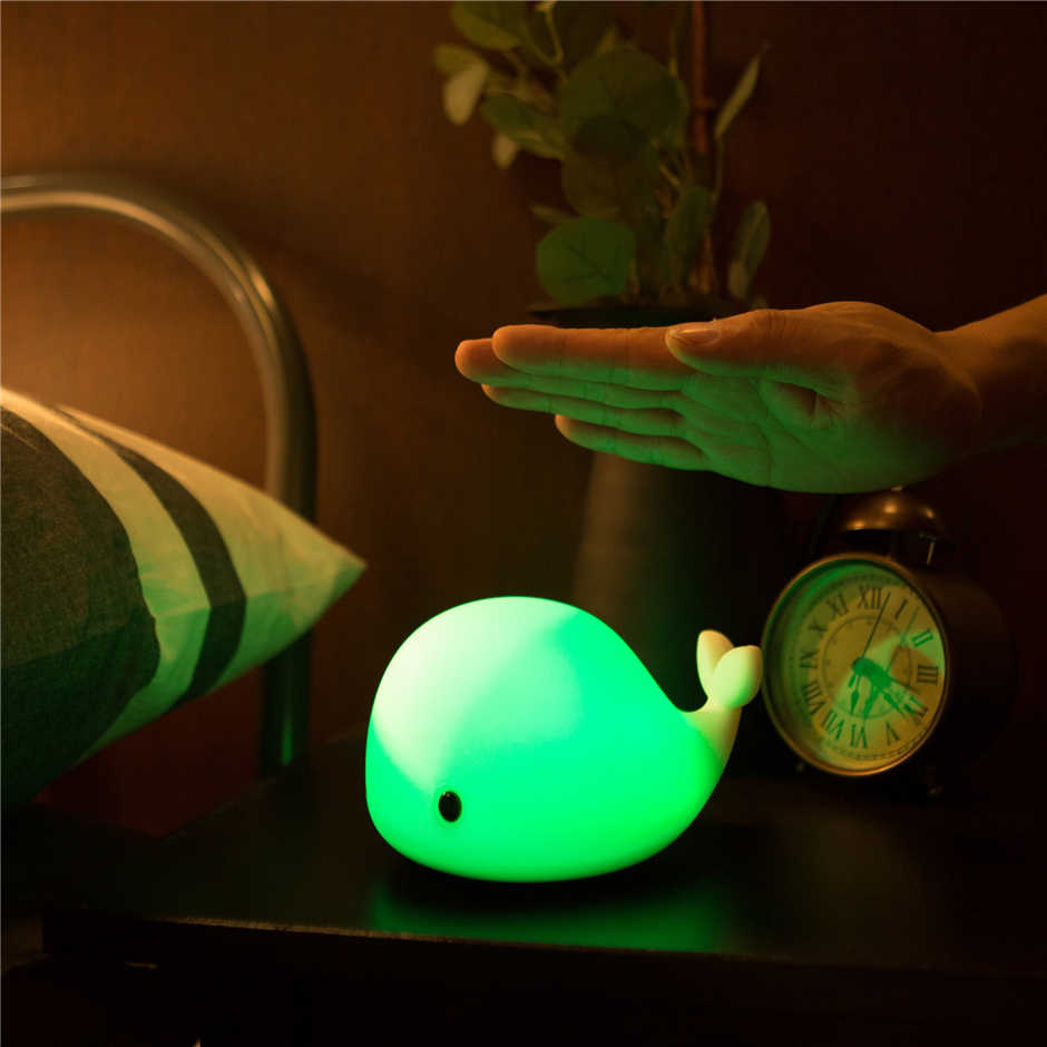 Desk Night Lights Baby Room Whale Cartoon Night Light Kids Bed Table Lamp Sleeping Lamps With Bulb For Children Christmas Gift Sleep Lamp Night Light Baby Roomlight Baby Room Aliexpress