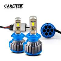 Super Bright H7 Led Bulbs Automotive Car Lamps 2Pcs 7000LM 6500K White 35W LED Headlight Conversion