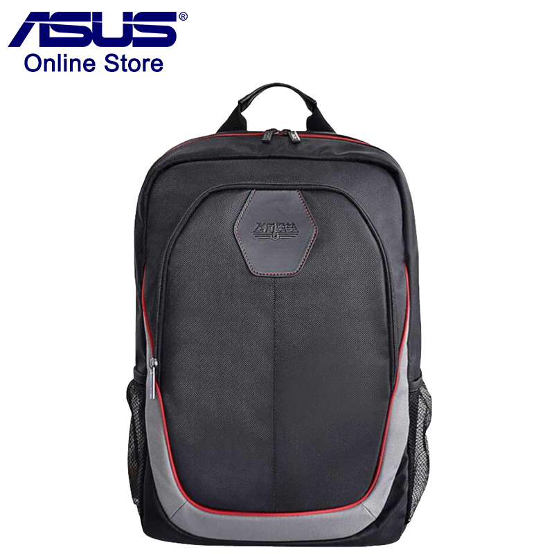 Original ASUS Plus-P1 Computer Backpacks  15.6 Inch Notebook Computer Large Capacity Zipper Laptop Backpack For Man Woman