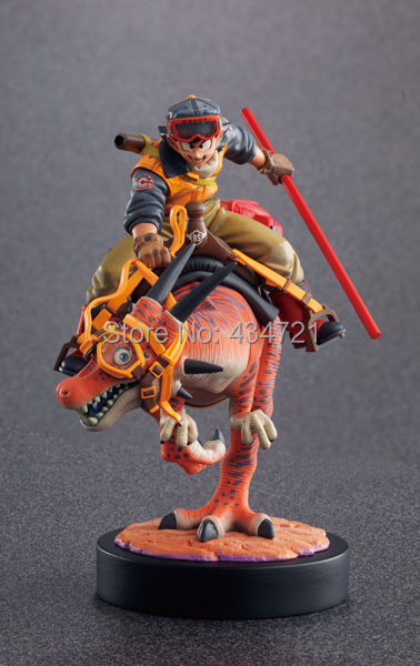 New Hot Son Goku Gokou / Kakarotto Ride Dragon Classic Anime Comic Akira Toriyama Dragon Ball Z 15CM Action Figure Toys ...