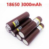 LiitoKala HG2 18650 3000 мАч 3,7 В для электронной сигареты 18650 30A высокого стока аккумуляторная батарея или поле mod фонарик