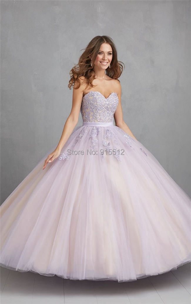 Lilac Ball Gown _Other dresses_dressesss
