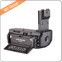 Multi Power Battery Grip For Canon EOS 5D Mark II 5DII 5D2 DLSR Camera