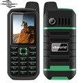 Vkworld Stone V3 Плюс IP54 Водонепроницаемый Телефон 2.4 Дюймов 4000 мАч Большая Батарея пыли Анти низкая Температура Двойной СИМ Мобильный Телефон