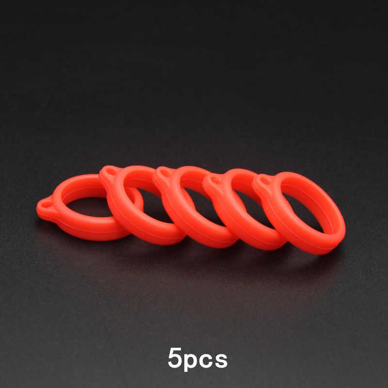 Новый силиконовый шнурок vape кольцо DIY для pod Box механический мод 18650 20 мм-35 мм rda испаритель RBA распылитель