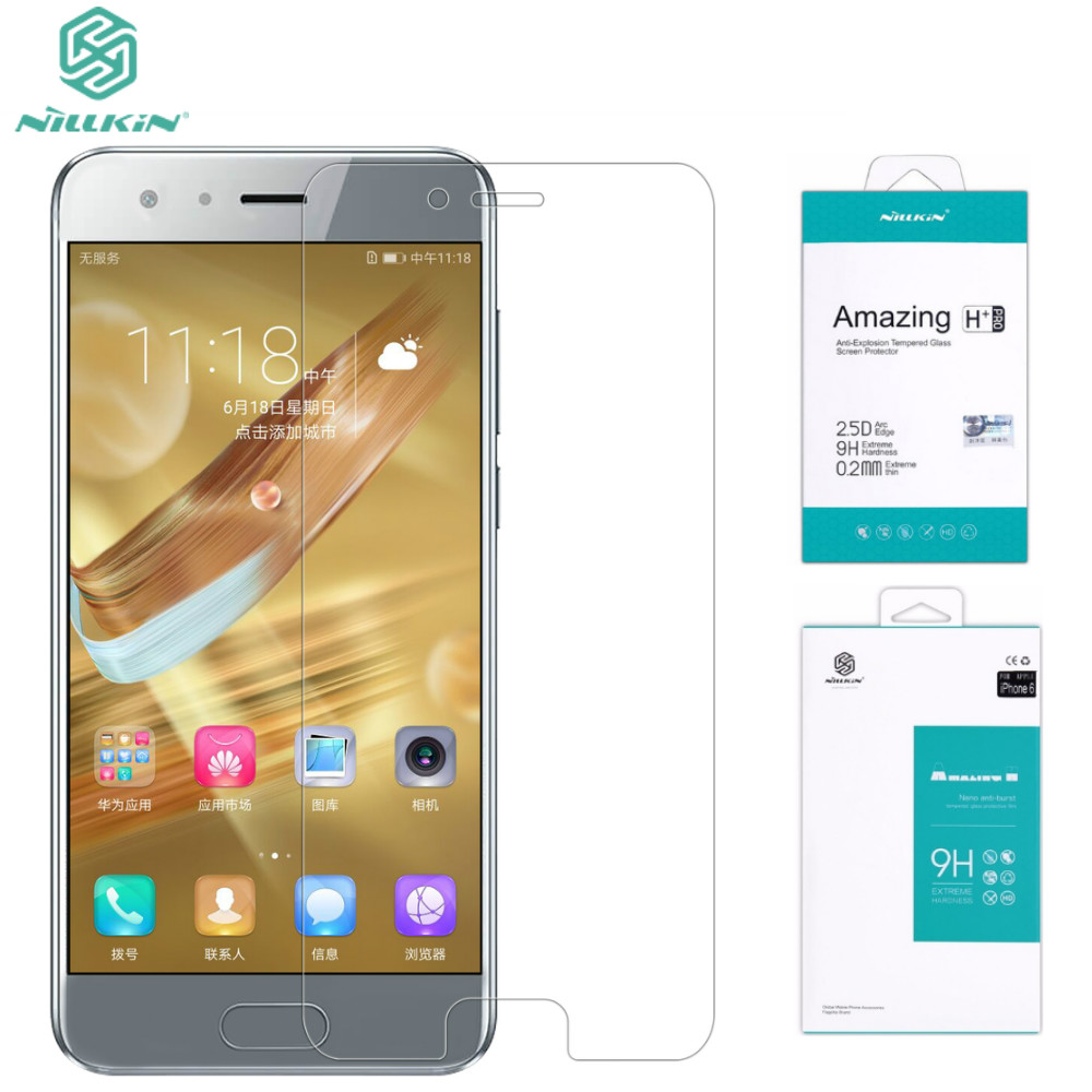 Huawei Honor 9 Tempered Glass Film NILLKIN Amazing H / H+Pro Tempered Glass Screen Protector For Huawei Honor 9 (5.15 inch)