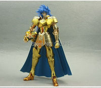 Metal Club Saint Seiya Gemini Saga Kanon Myth Cloth Gold Ex Action Figures Figure Model Doll