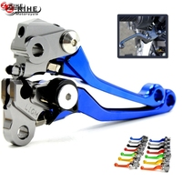 Off Road Vehicle Universal Brake Lever Pivot Brake Clutch Lever Motorcycle Brake Clutch Levers For KTM