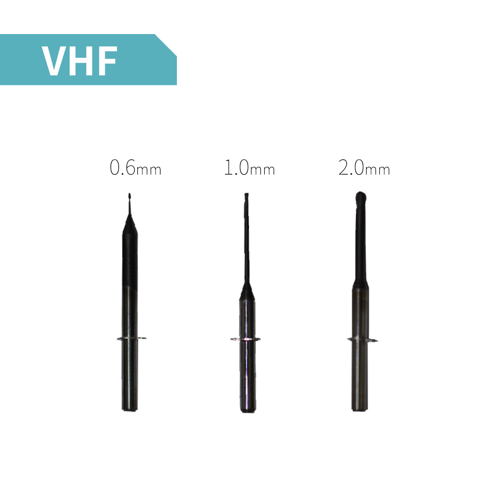 Image 3 - VHF/Roland/imes icore/zirkonzahn dental milling burs diamond milling burs-in Teeth Whitening from Beauty & Health