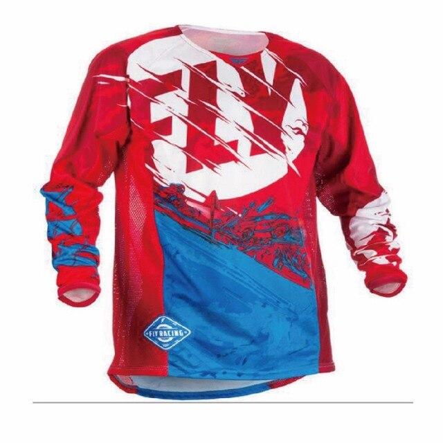 a91c9396e 2018 Downhill Jersey 2018 MTB Enduro Offroad larga Mountain Bike Motocross  Jersey BMX DH MTB T Shirt Clothes