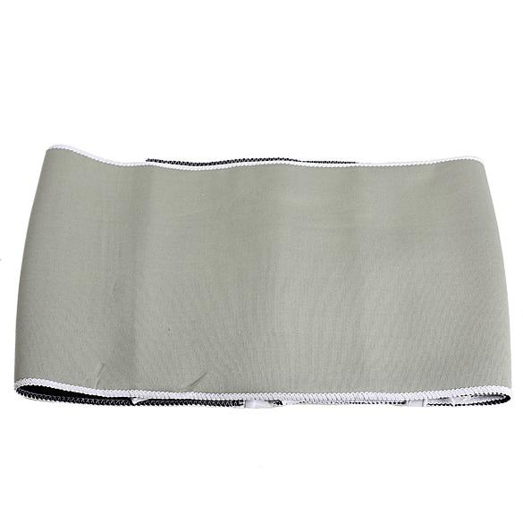 New Adjustable Sauna Belt Slimming Belt Burner Belly Fitness Body Wrap Cellulite Shaper For Men Women With 5 Zippers Wrap kubei 288b mini portable bluetooth v3 0 stereo mp3 speaker w tf mini usb black
