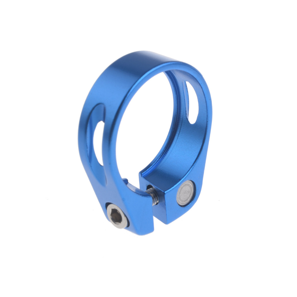Wanyifa Aluminium Alloy Bicycle Seatpost Clamp 31 8 34 9mm Mountain Road Bike Quick Release Seatpost Clamp Bicycle Parts in Seatposts Clamps from Sports Entertainment