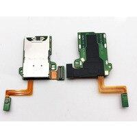 Sim доска для Motorola Moto Z Play XT1635 XT1635-01 XT1635-02 Sim Card Reader гнездо держатель лоток Разъем Слот